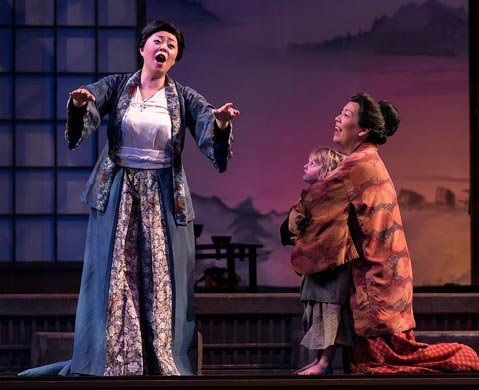 <em>Madame Butterfly</em>at the Granada Theatre