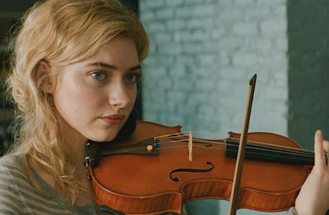 Imogen Poots (above) stars alongside Christopher Walken and Philip Seymour Hoffman in <em>A Late Quartet</em>, a drama about the trials and tribulations of the world's most renowned string quartet.