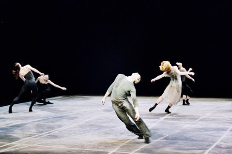 "Shen Wei's ""Rite of Spring"" takes a minimalist approach to an iconic dance score."