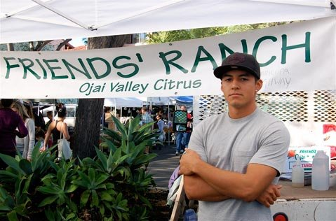 Omar Estrada of Friends' Ranches