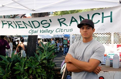 Omar Estrada of Friends' Ranches