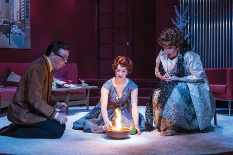 In this revival of the 1950s play <em>Bell, Book and Candle</em>, style is everything.
