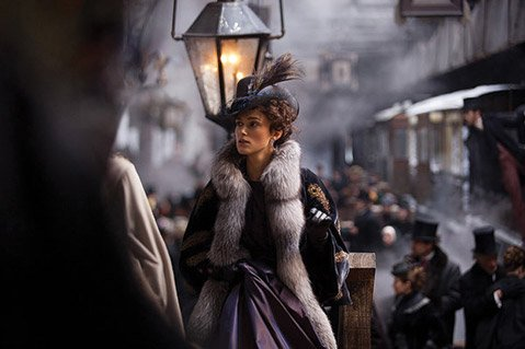 Keira Knightley stars as the titular Russian aristocrat in this cinematically bold adaptation of <i>Anna Karenina</i>.