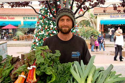 Jack Motter of Ellwood Canyon Farms