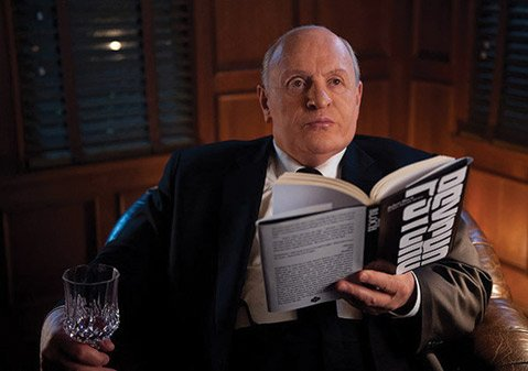 Anthony Hopkins stars as director Alfred Hitchcock in Montecito Picture Company's newly released Hitchcock.