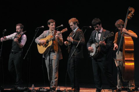 Punch Brothers at the Lobero Theatre