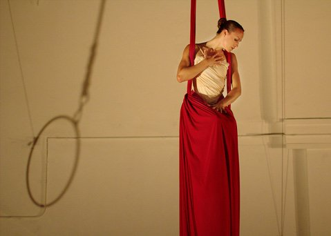 &lt;em&gt;Entre des Artistes&lt;/em&gt; at La Petite Chouette Aerial Dance Studios