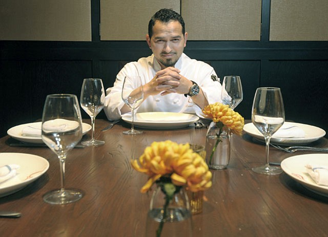 Cielito Chef Ramon Velazquez