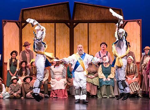 <em>The Christmas Revels</em>at the Lobero Theatre