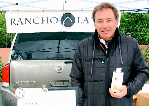 Christopher Schubert of Rancho La Viña.