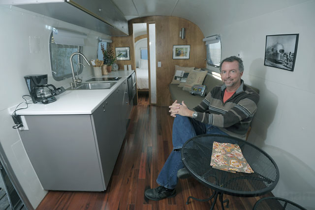 Airstreams for rent in santa barbara auto camp for Airstream rentals santa barbara