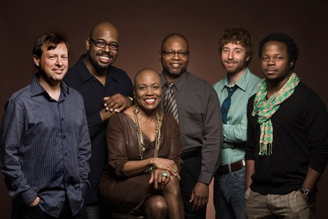 Saxophonist Chris Potter (left) and the 2012 Monterey Jazz Festival on Tour.