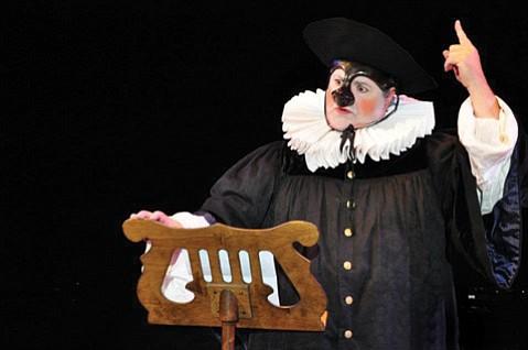 As part of PlayFest, John Achorn will present a workshop on commedia dell'arte.