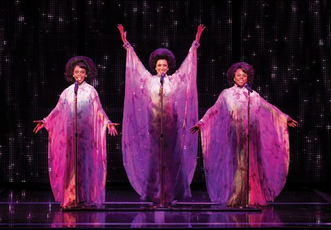 A young South African actor is among the stars in this national touring cast of the classic musical about Motown.