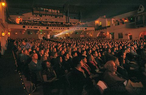 2013 SBIFF Montecito Award at the Arlington Theatre (Jan 26, 2013)