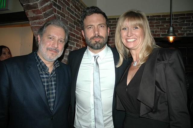 Doug Stone, Ben Affleck, and Fiona Stone