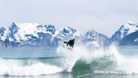 <i>Alaska Sessions: Surfing the Last Frontier</i>