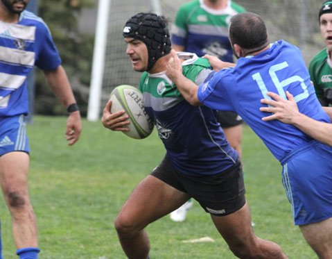 Santa Barbara Grunion ruggers say the sport is safer than football and cleaner than soccer.