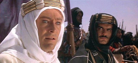 A newly restored version of the 1962 classic <i>Lawrence of Arabia</i> will screen next week as part of UCSB's Future of the Past film series, which aims to educate and inform people about the importance of film archiving.