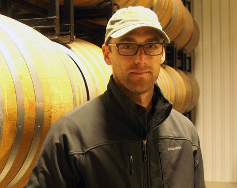 Justin Willett of Tyler Winery