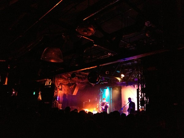 Unknown Mortal Orchestra at the Echoplex