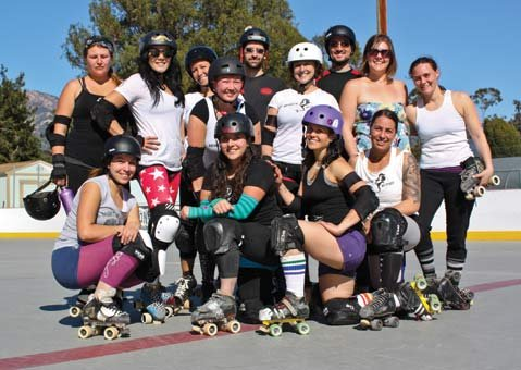 Mission City Brawlin' Betties