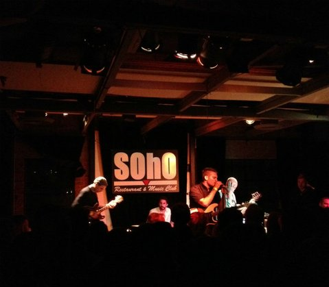 Cold War Kids at SOhO