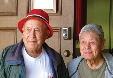 Bindo Grasso and Harry Masatini