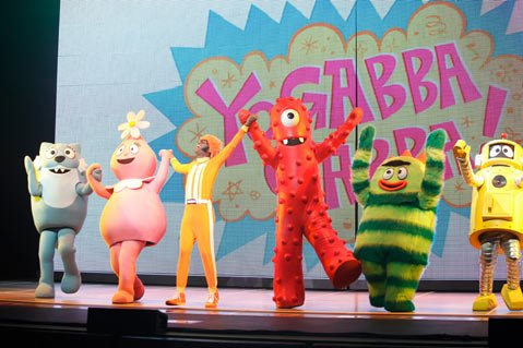 &lt;em&gt;Yo Gabba Gabba!&lt;/em&gt;