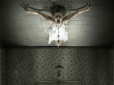 Ashley Bell reprises her role as the tortured Nell in <em>The Last Exorcism Part II</em>.