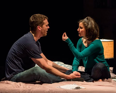 In <i>Tribes</i>, the new play at the Mark Taper Forum, a young deaf man strives to find his own way in life.