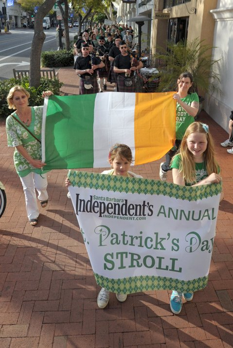 St. Paddy's Day Stroll