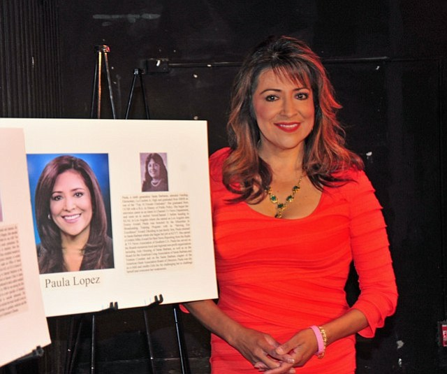 KEYT anchor Paula Lopez inducted into Santa Barbara High School's Hall of Fame