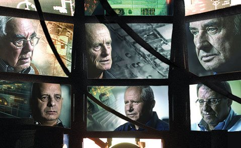 The documentary <i>The Gatekeepers</i> features interviews with some of the key players in the Israeli secret service known as Shin Bet..