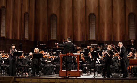 The Santa Barbara Symphony at the Granada Theatre March 16