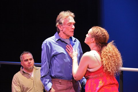 <em>Circle Mirror Transformation</em>at Center Stage Theater on March 23