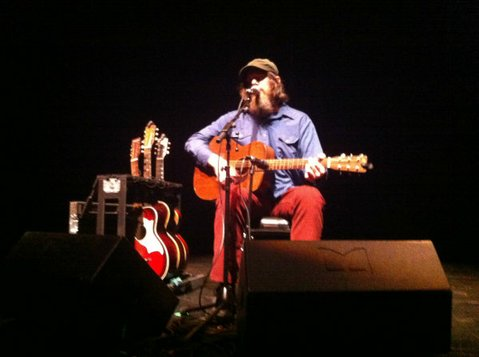 POWER OF ONE: Jeff Mangum delivered a powerfully minimalist Monday night show at the Lobero.
