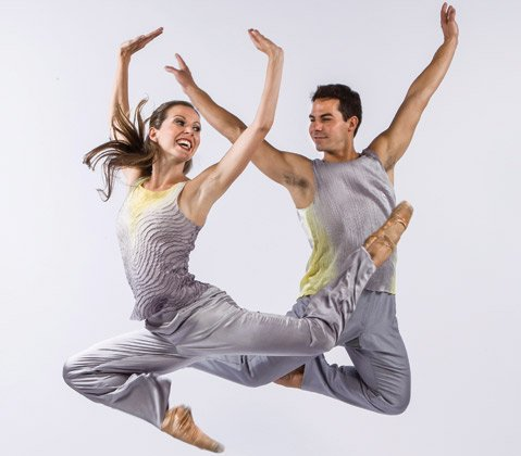 <b>LEAPS AND BOUNDS:</b> State Street Ballet presents <i>Dream On By</i> in April.
