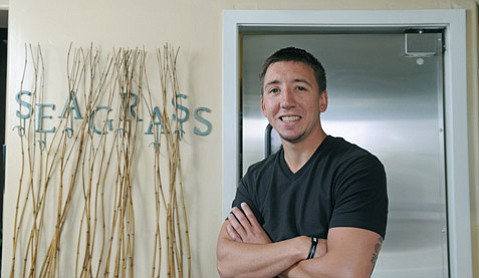 The tides have changed at Ruben Perez's revamped Seagrass.
