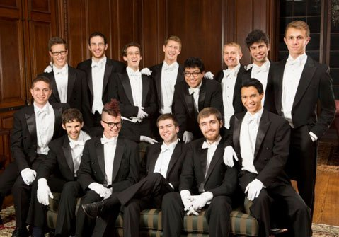 The Whiffenpoofs of Yale