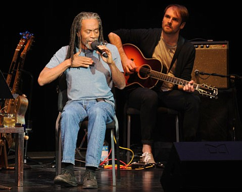 Bobby McFerrin at the Granada
