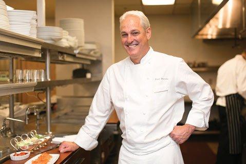 David Reardon is serving up spa-approved grub at the Bacara.