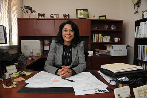 Assistant Superintendent Helen Rodriguez grew up with 11 siblings. Now she's in charge of Santa Barbara's 2,000 special education students.
