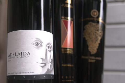 Adelaida, Justin, and Chateau Margene are members of Paso's new CAB Collective.