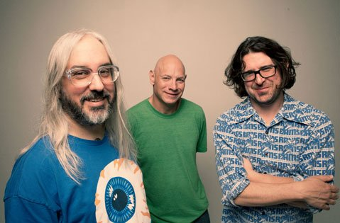 <b>BEST BET:</b> (from left) Dinosaur Jr.'s J Mascis, Murph, and Lou Barlow are still going strong — and