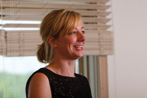 Morgen McLaughlin is new head of the Vintners' Association.