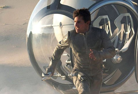 Tom Cruise can count <i>Oblivion</i> among his spate of successful sci-fi outings.