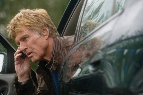 Robert Redford stars in and directs this action-packed political thriller that ultimately misses the mark.