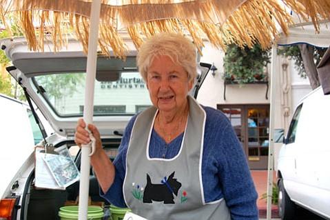 Gloria Cairns of Cairns Ranch