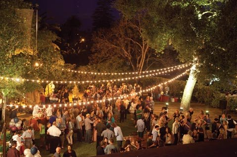 <b>BLOCK PARTY:</b> The Downtown Organization's Art & Wine Tour is one of S.B.'s hottest tickets